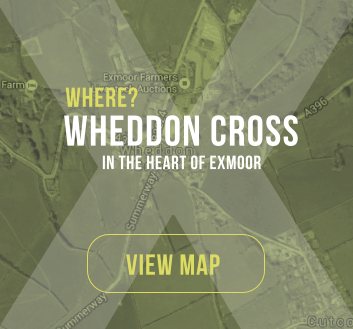 WHEDDON Cross In the heart of exmoor VIEW MAP WHERE?